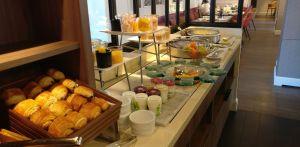 Sofitel Strasbourg Breakfast
