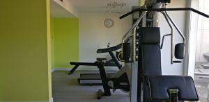 Sofitel Strasbourg Gym