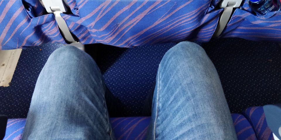 China Southern Airbus A320 Seat Pitch