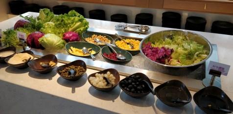 Dhawa Jinshanling Breakfast