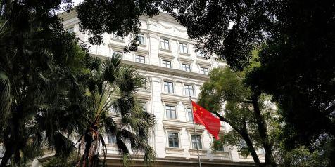 Shamian Guangzhou