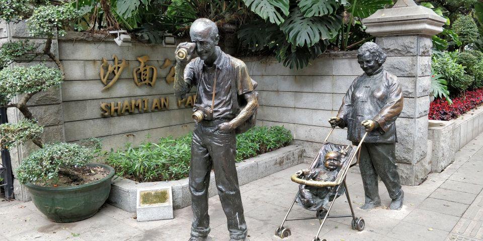 Shamian Statues Guangzhou 2