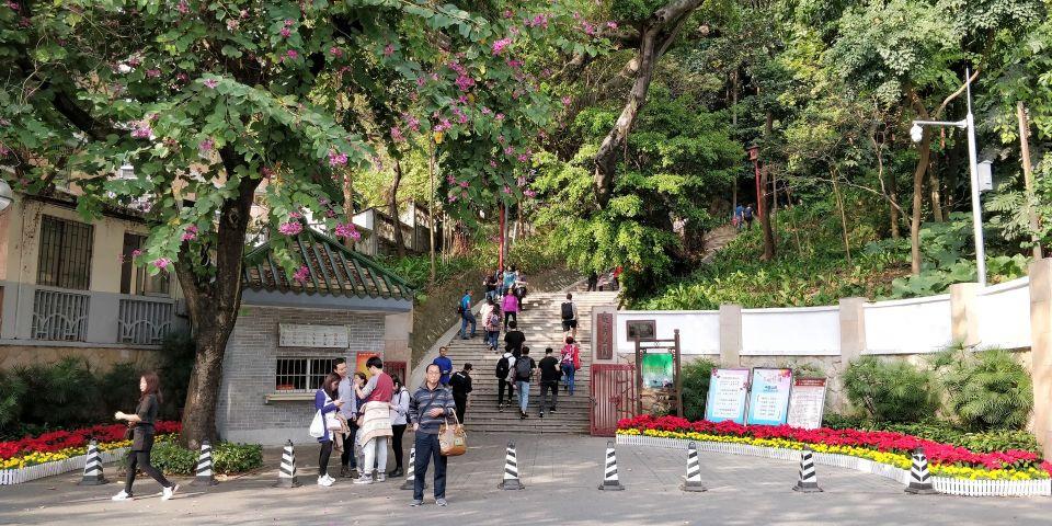Yue Xiu Park Guangzhou