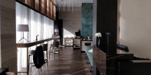 Hilton Belgrade Executive Lounge