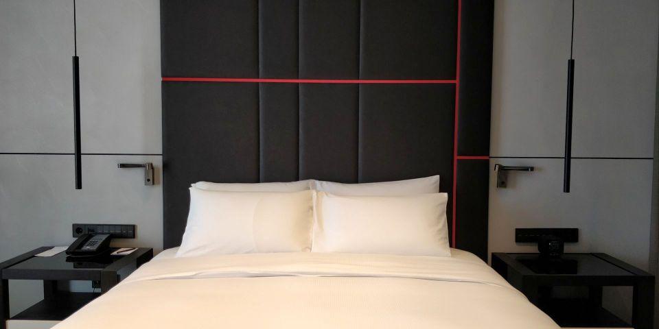 Hilton Belgrade Executive Room