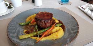Hilton Belgrade Lunch