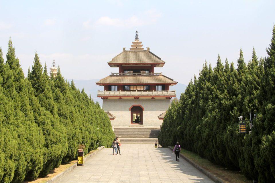 Chongsheng Three Pagodas Dali