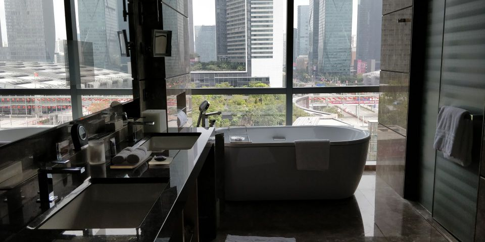 Four Seasons Shenzhen Bathroom