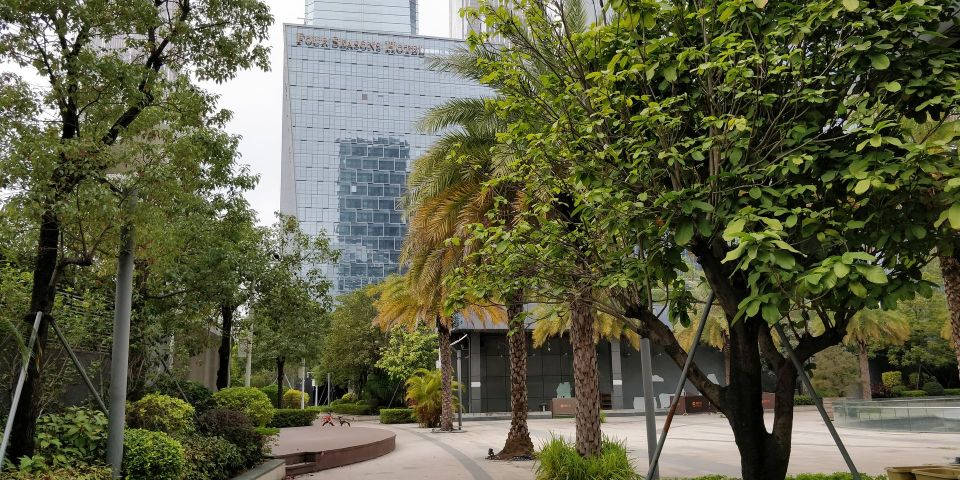 Four Seasons Shenzhen Exterior