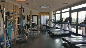 Radisson Blu Hamburg Fitness