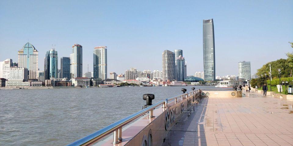 Shanghai Pudong Promenade