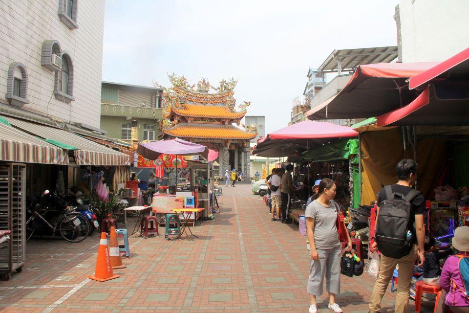 Anping Old Street Tainan