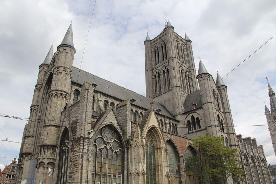 Ghent Sint-Niklaaskerk