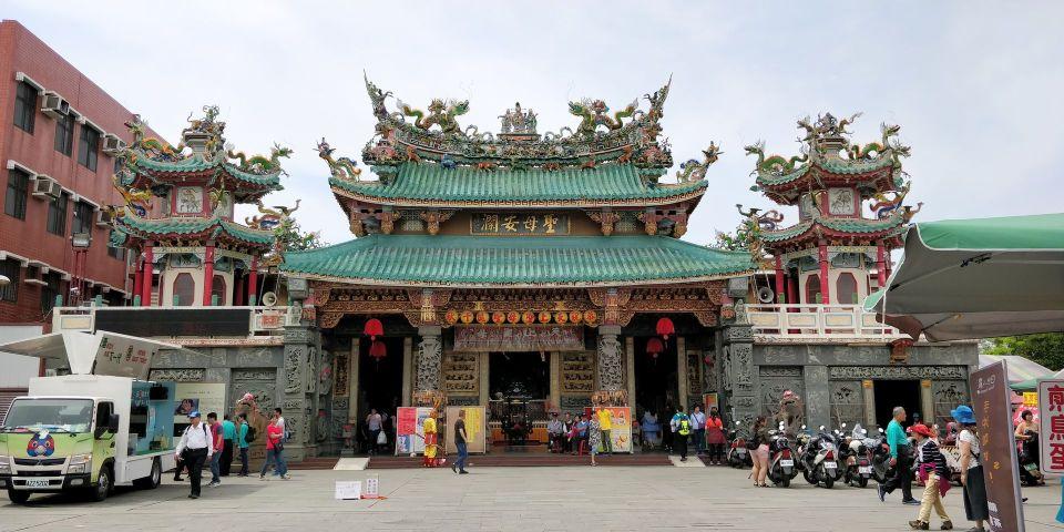 Mazu Temple Tainan