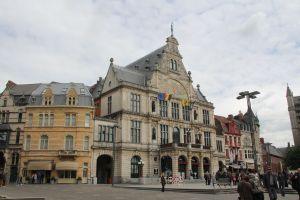 Sint-Baafsplein Ghent