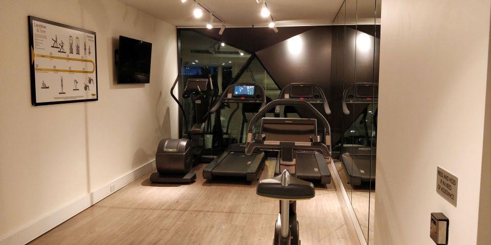West Hotel Sydney Gym