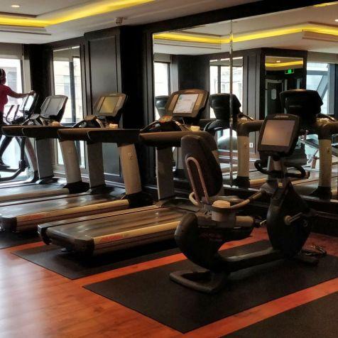 Waldorf Astoria Shanghai Fitness