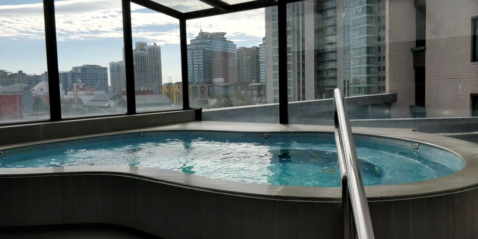 Hilton Beijing Pool