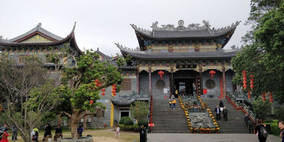 Dapeng Temple Shenzhen