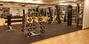 Hilton Singapore Fitness