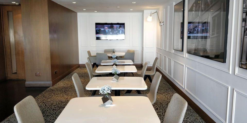 Hilton Singapore Lounge