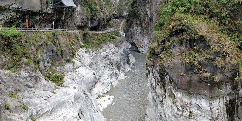 Lushui Trail Taroko Gorge Taiwan