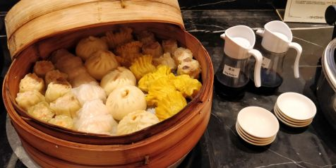 Pudong Shangri-La Shanghai Dinner 5