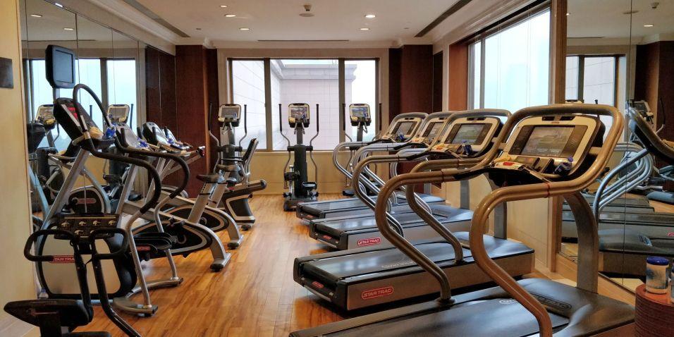 Pudong Shangri-La Shanghai Fitness