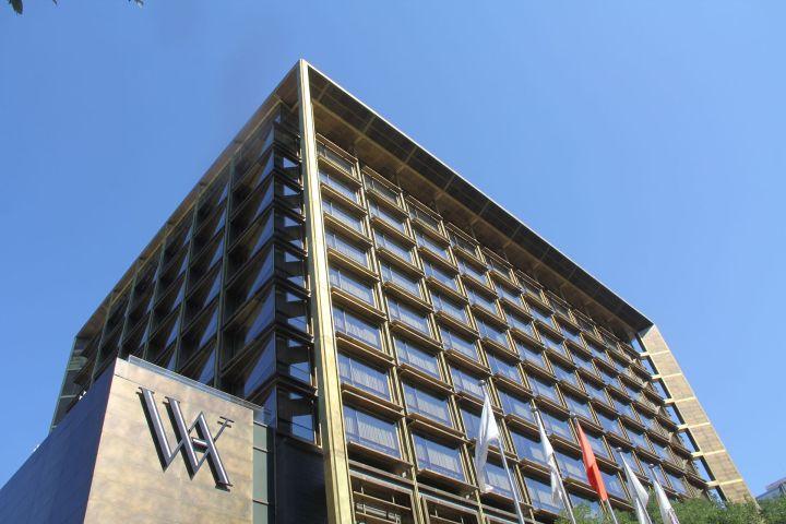 Waldorf Astoria Beijing Building