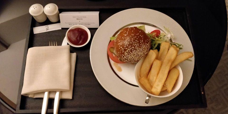 Waldorf Astoria Beijing Room Service