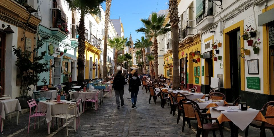 Calle Virgen de la Palma Cadiz