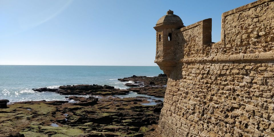 Castillo de San Sebastian Cadiz