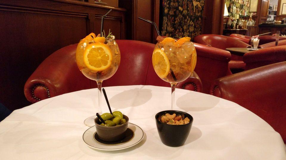 Hotel de la Cite Carcassonne Drinks