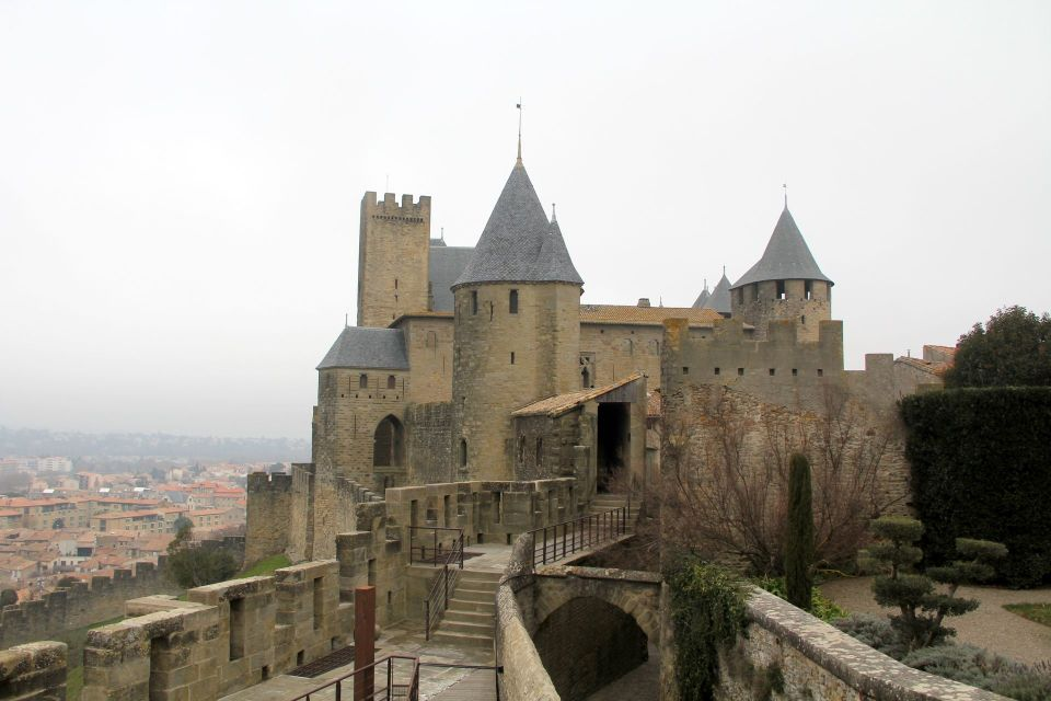 Hotel de la Cite Carcassonne Location
