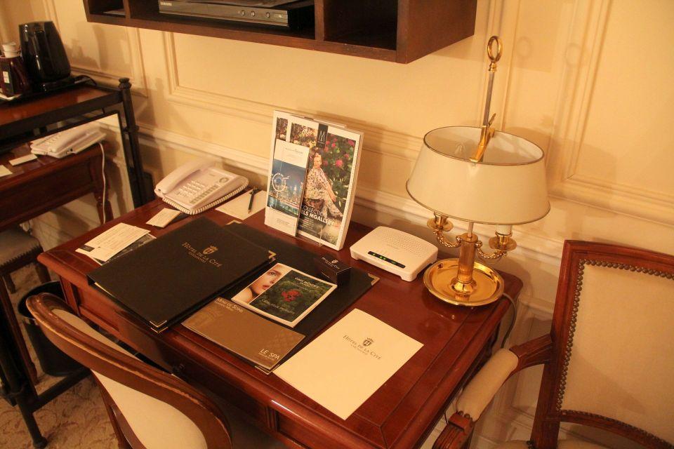 Hotel de la Cite Carcassonne Room