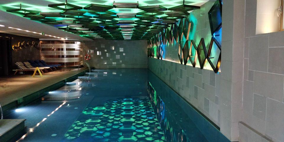 Hotel Metropol Palace Belgrade Pool