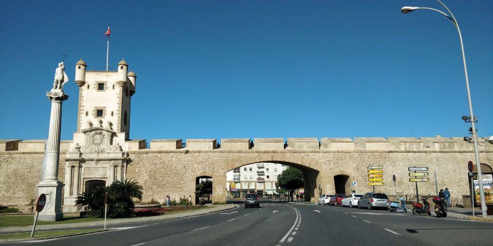 Plaza de la Constitucion Cadiz