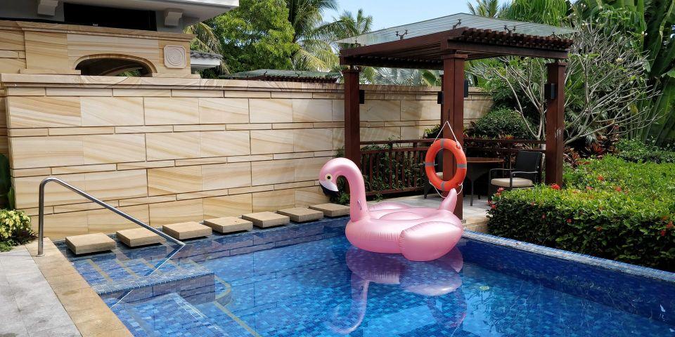 Conrad Sanya Villa Pool
