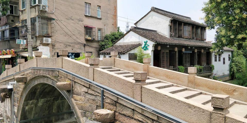 Pingjiang River Suzhou