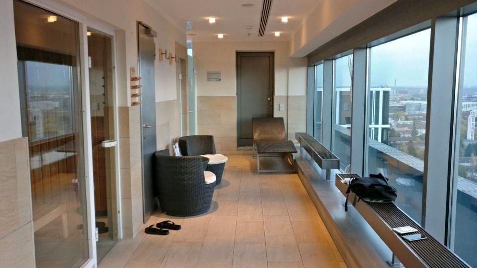 Radisson Blu Frankfurt Sauna