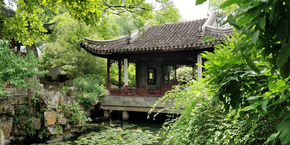 The Couple's Retreat Garden Suzhou