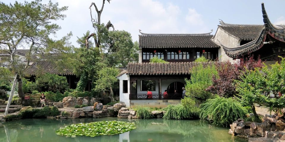 The Master of Nets Garden Suzhou