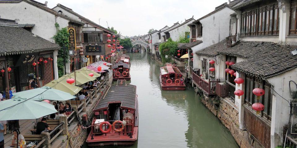 Tonggui Bridge Suzhou