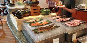 DoubleTree Shanghai Pudong Breakfast