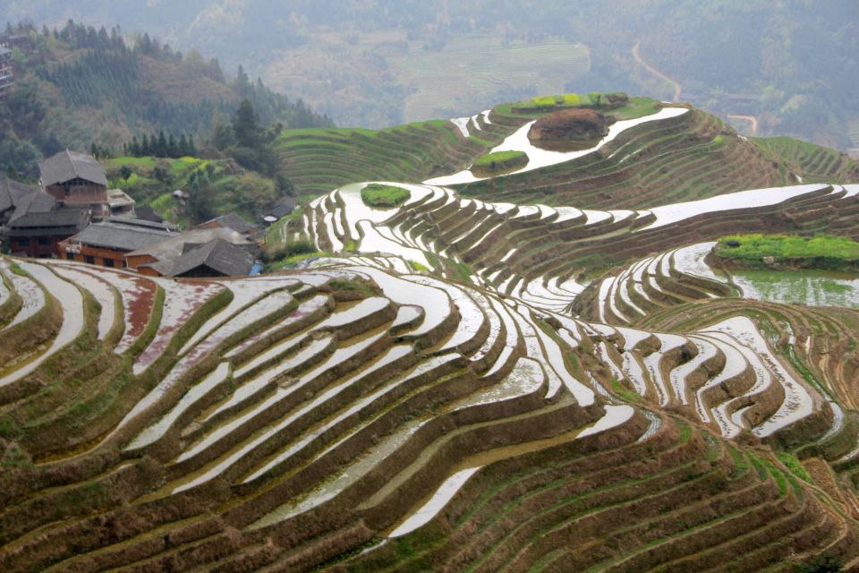 Longji Rice Terraces Guilin