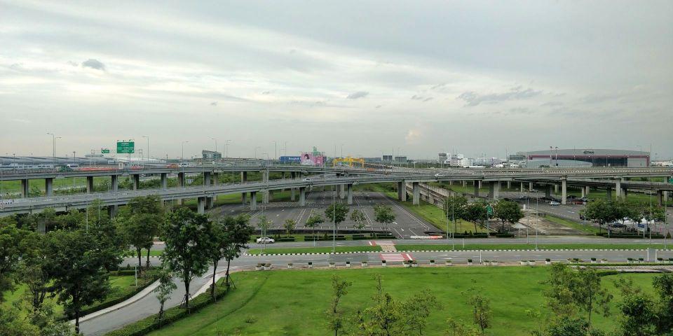 Novotel Bangkok Suvarnabhumi Airport View