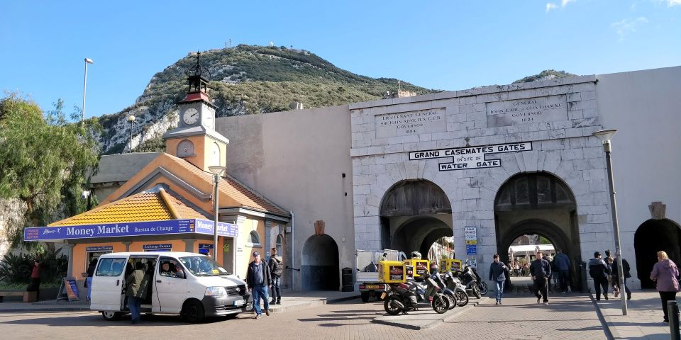 Grand Casemates Gate Gibraltar