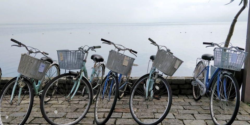 Vedana Lagoon Resort Bikes