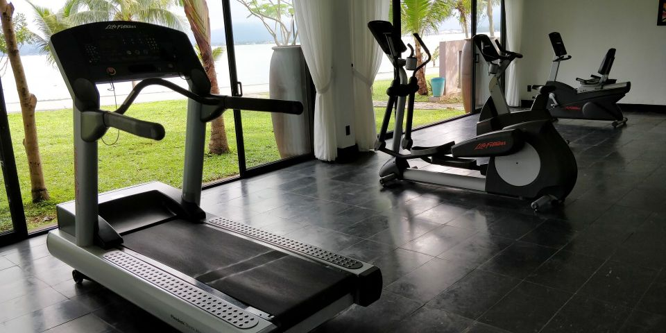 Vedana Lagoon Resort Fitness