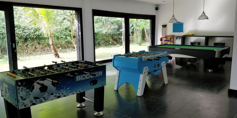 Vedana Lagoon Resort Games Room